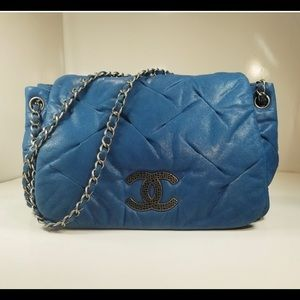 Chanel Iridescent Classic Flap Bag